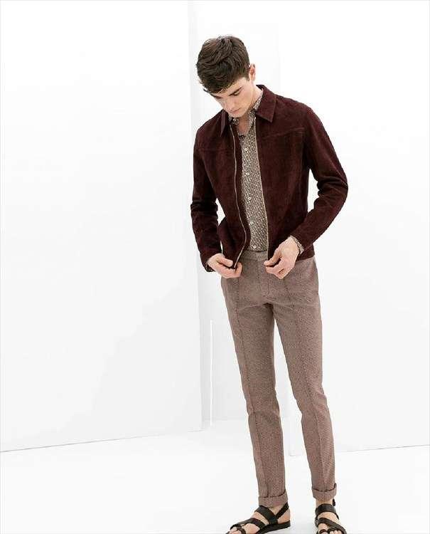 Zara 2014 Para Hombre Primavera ModaRevista Estás Moda De 92HEID