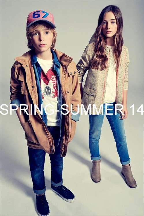 9904028663d6 Ropa para niños Lefties primavera verano 2014 - Estás de Moda ...