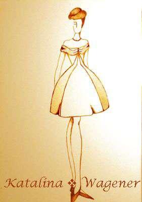 desfiles de moda zinc shower