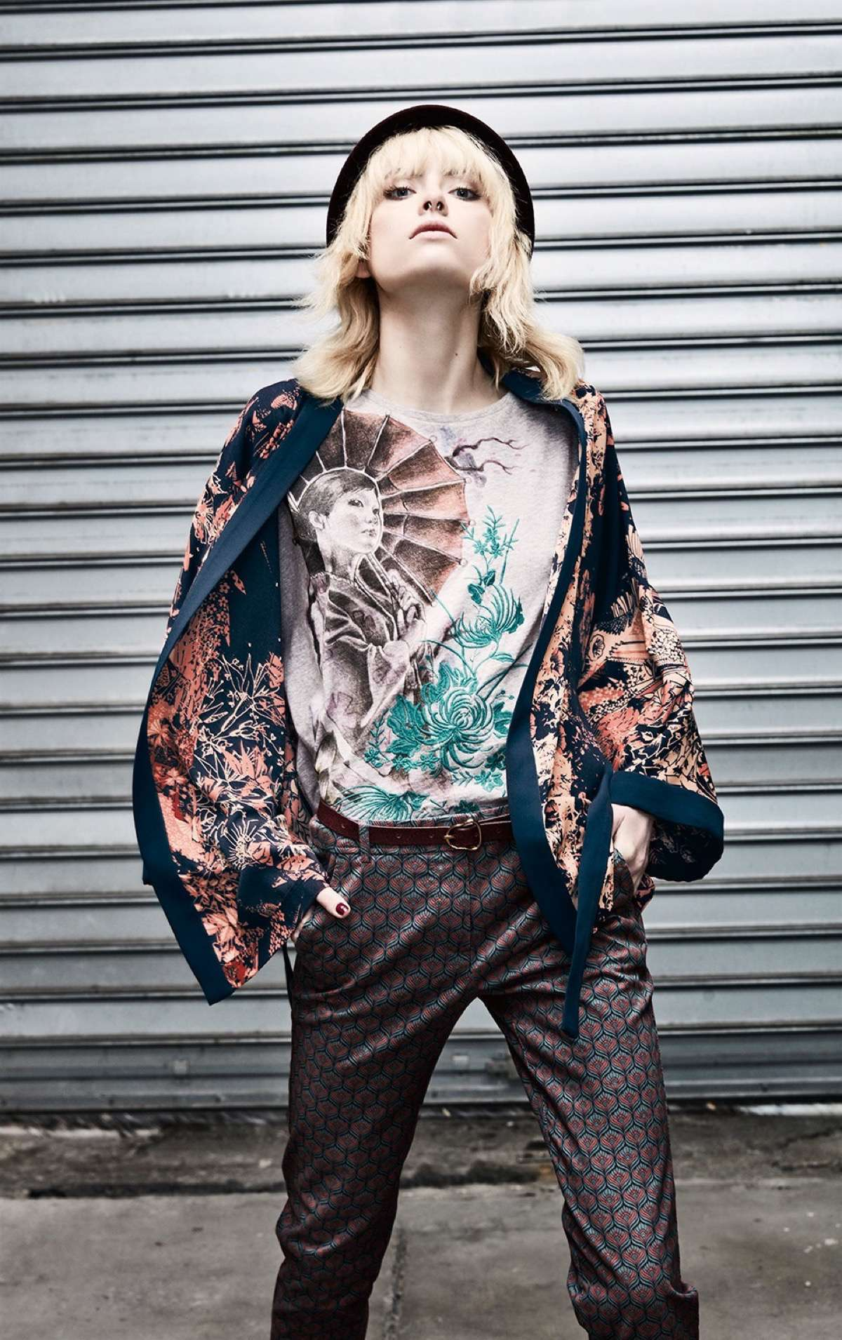 ropa juvenil de sisley coleción otoño invierno