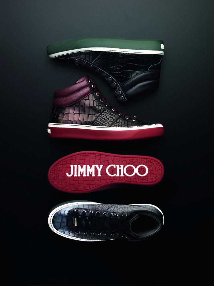 Otoño – Invierno 2014 jimmy choo - zapatillas hombre