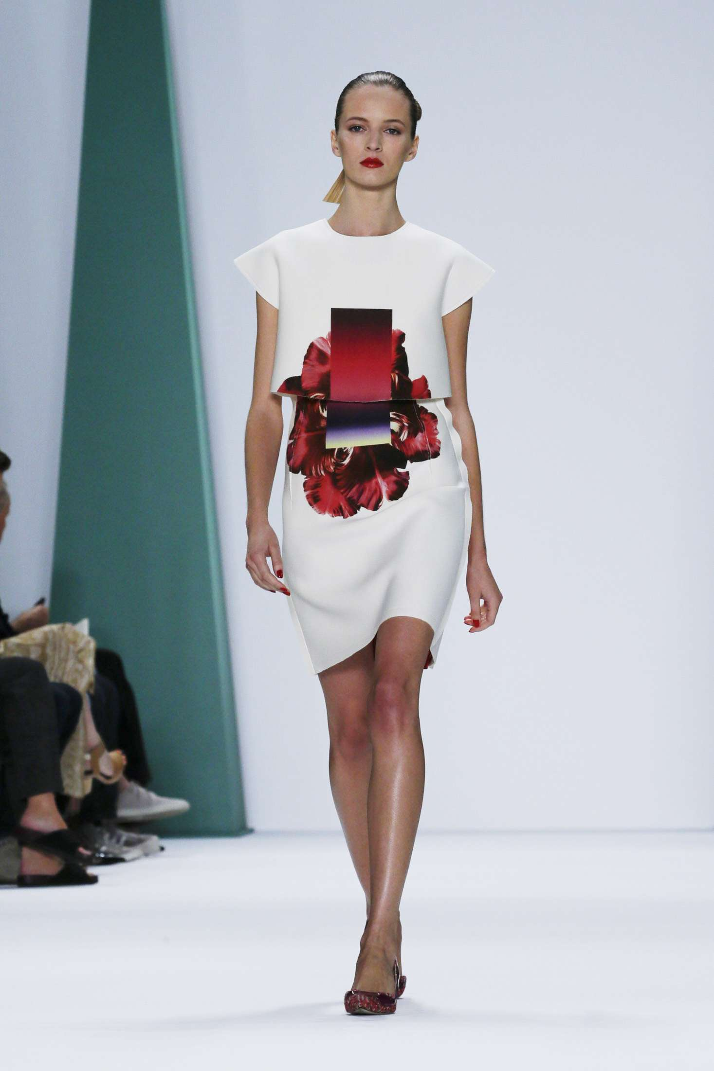 CAROLINA HERRERA NEW YORK_ SPRING 2015_ 2