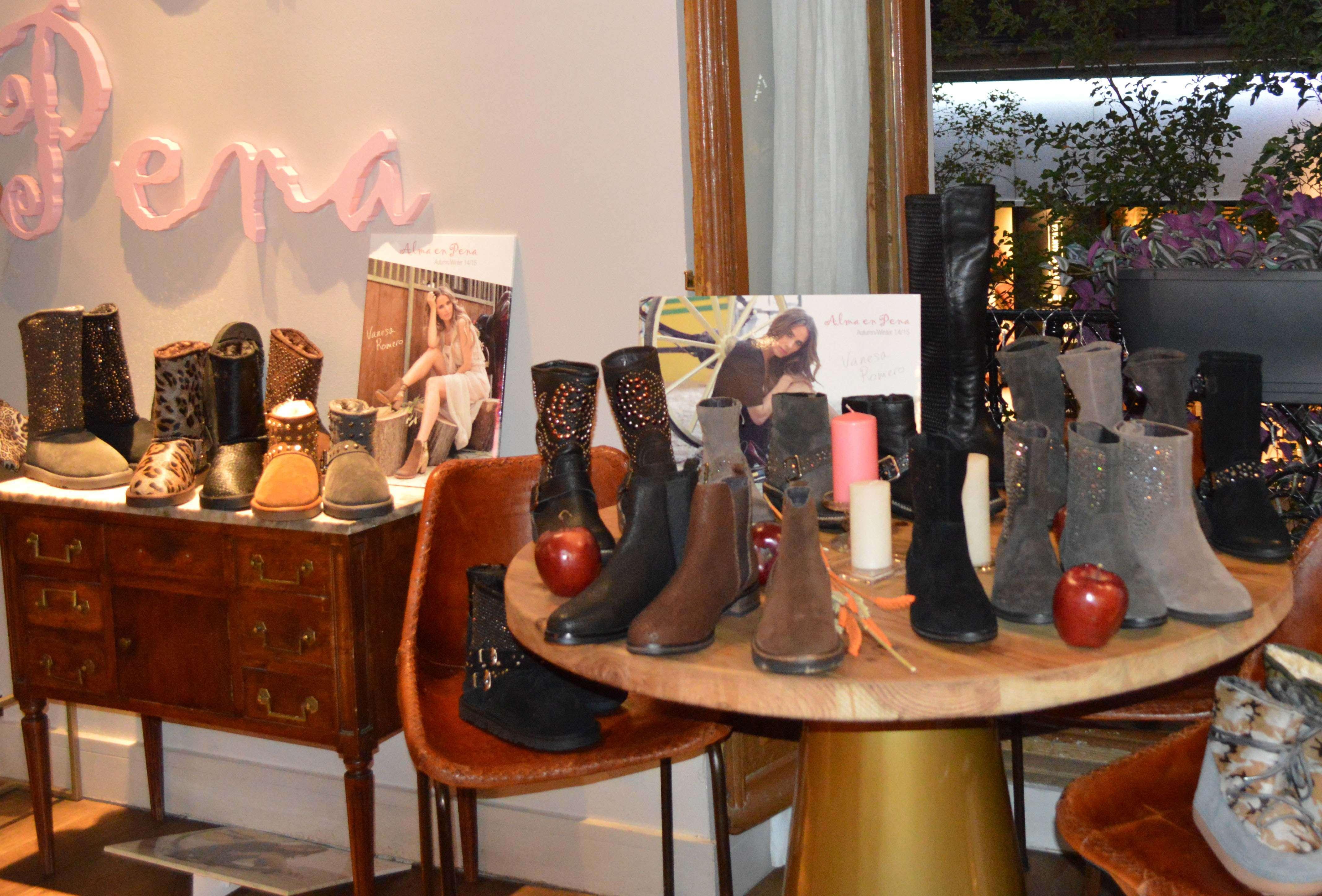 Alma en pena - zapatos - otoño invierno 2014