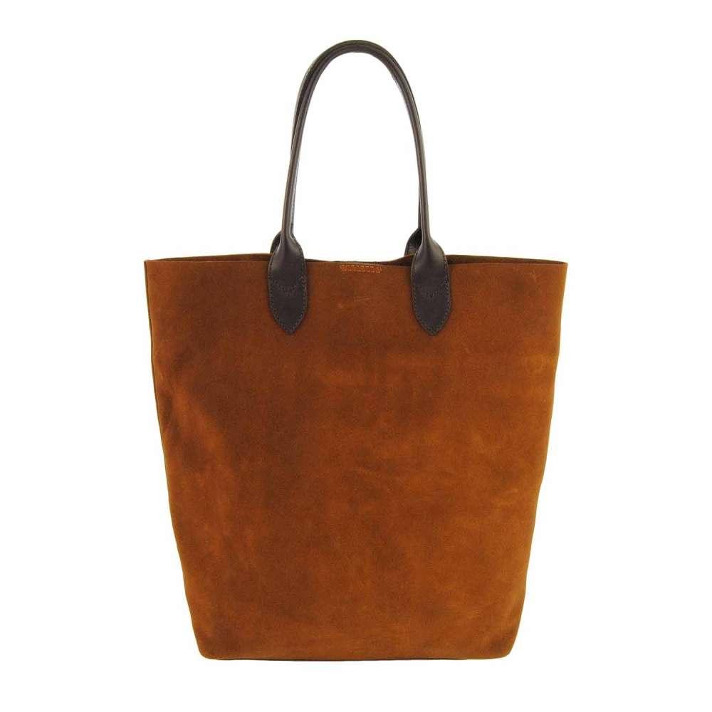 PAULA ALONSO - bolso-estilo-shopping-en-piel-serraje