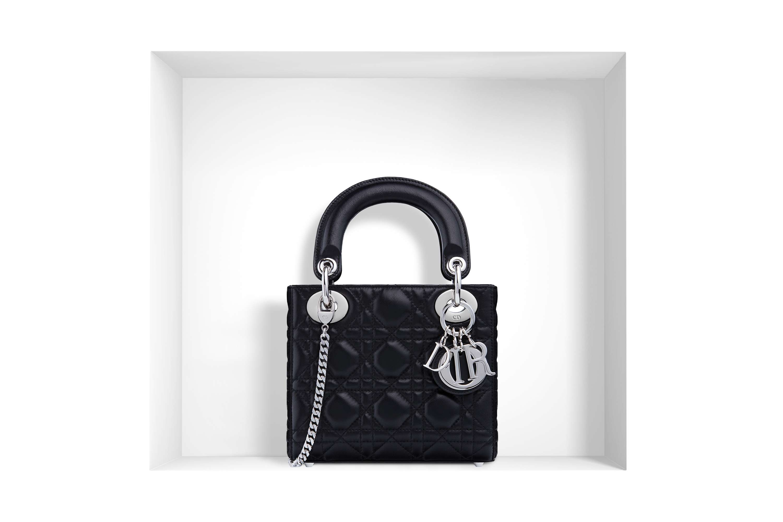 bolso Lady Dior - negro