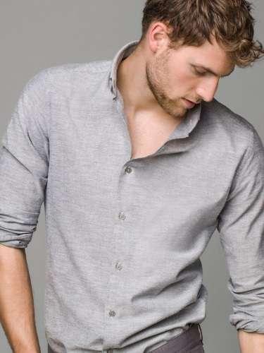 camisas hombre massimo dutti