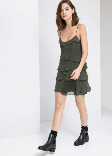 moda mango army green