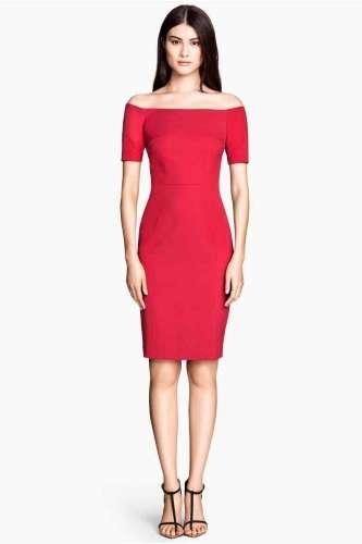 ropa para mujer color rojo