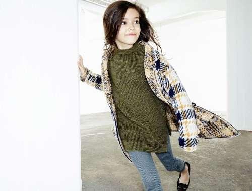 descubre las últimas tendencias paquete de moda y atractivo Últimas tendencias Ropa para niñas Zara a la moda