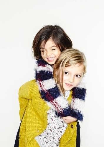 ropa para niñas Zara