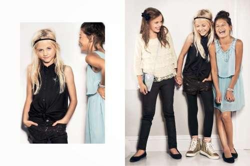 descubre las últimas tendencias llegando estilo actualizado Ropa infantil de H&M para navidad