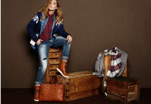 lookbook stradivarius