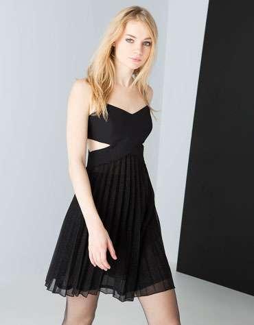 vestidos cortos navidad 2014