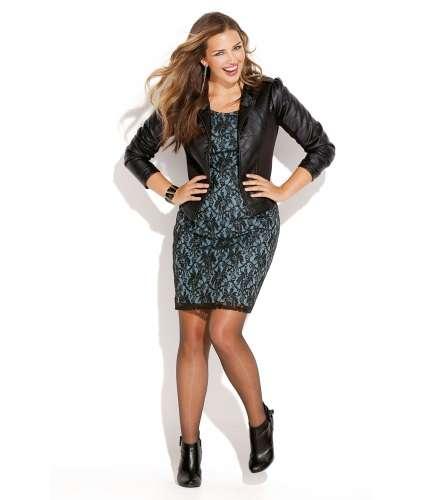verdadero negocio descuento más bajo atractivo y duradero Vestidos cortos tallas grandes para fiesta