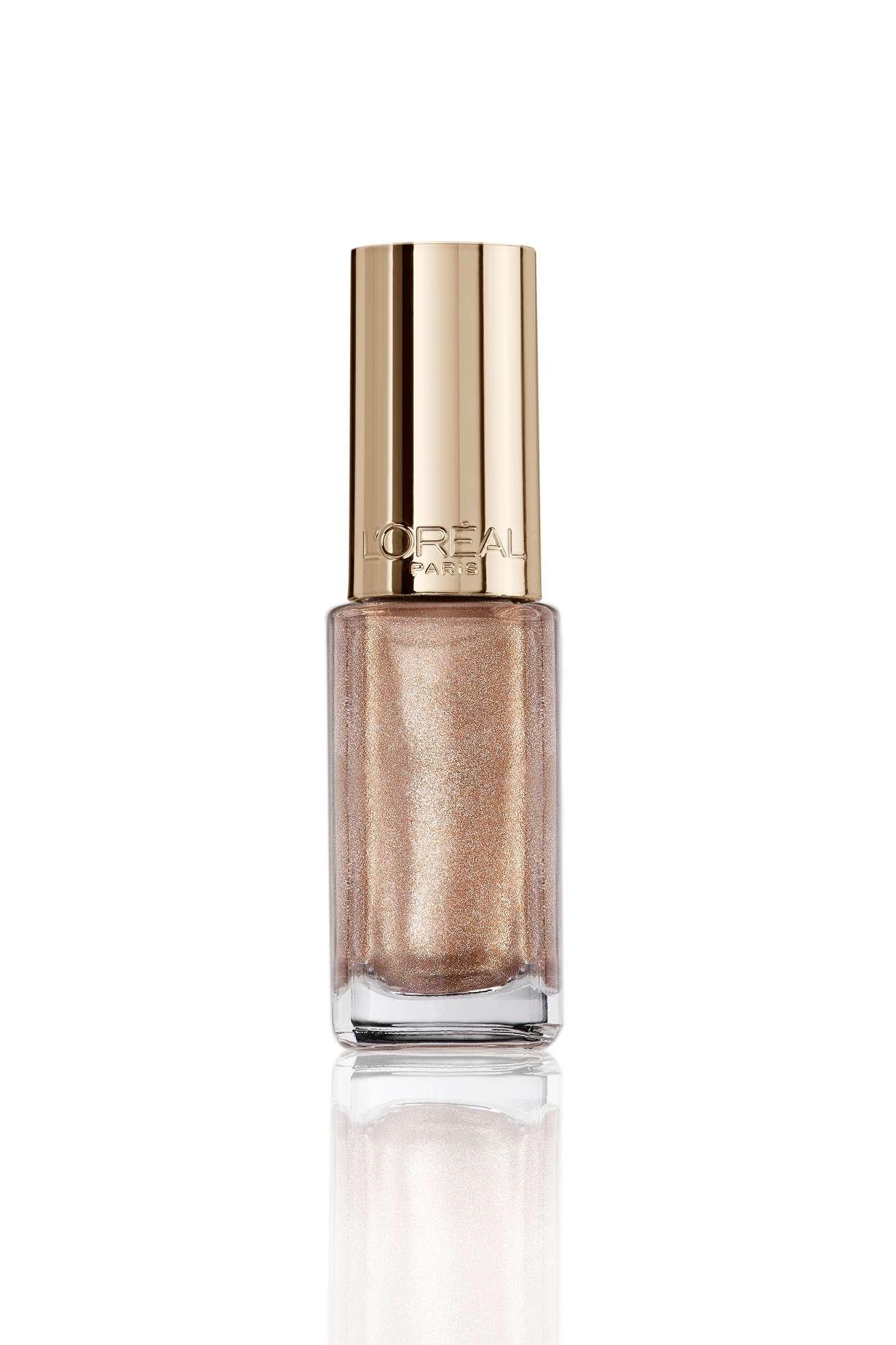 Esmalte de uñas_Le Vernis Color Riche_Dorado Imperial_L'Oréal Paris_5,95€