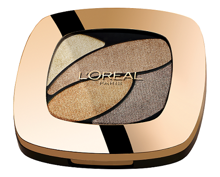 Sombra de ojos_Color Riche Quad_Forever Bronze_L'Oréal Paris_13,95€