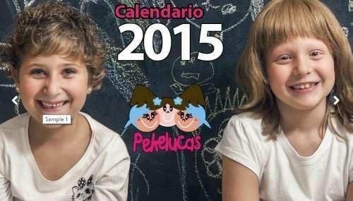 calendario solidario pekelucas