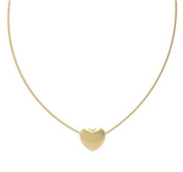 collar personalizable para san valentin