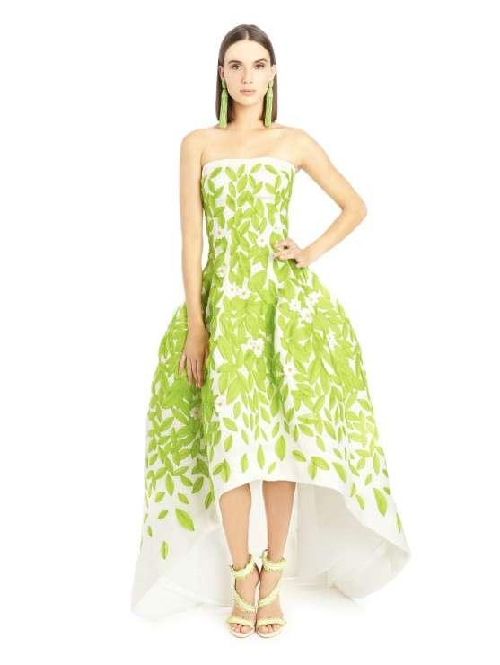 Vestidos largos primavera fiesta