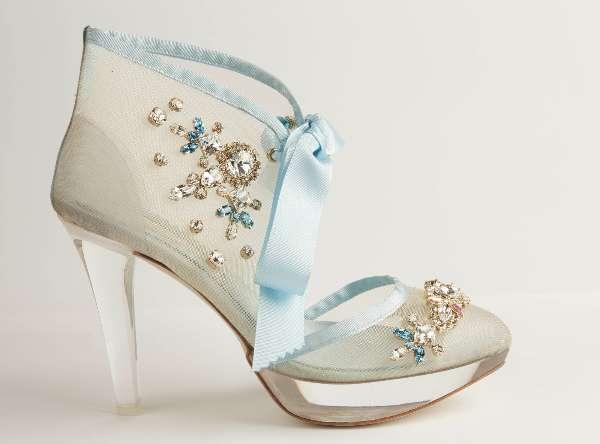 Un zapato de princesa