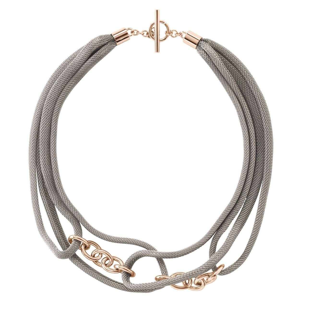 PIPPAJEAN Collar Woven Steel PVP69euros