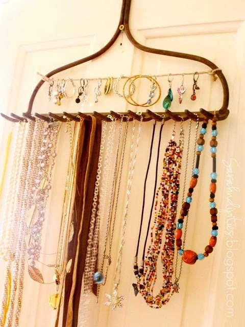 guardar las joyas