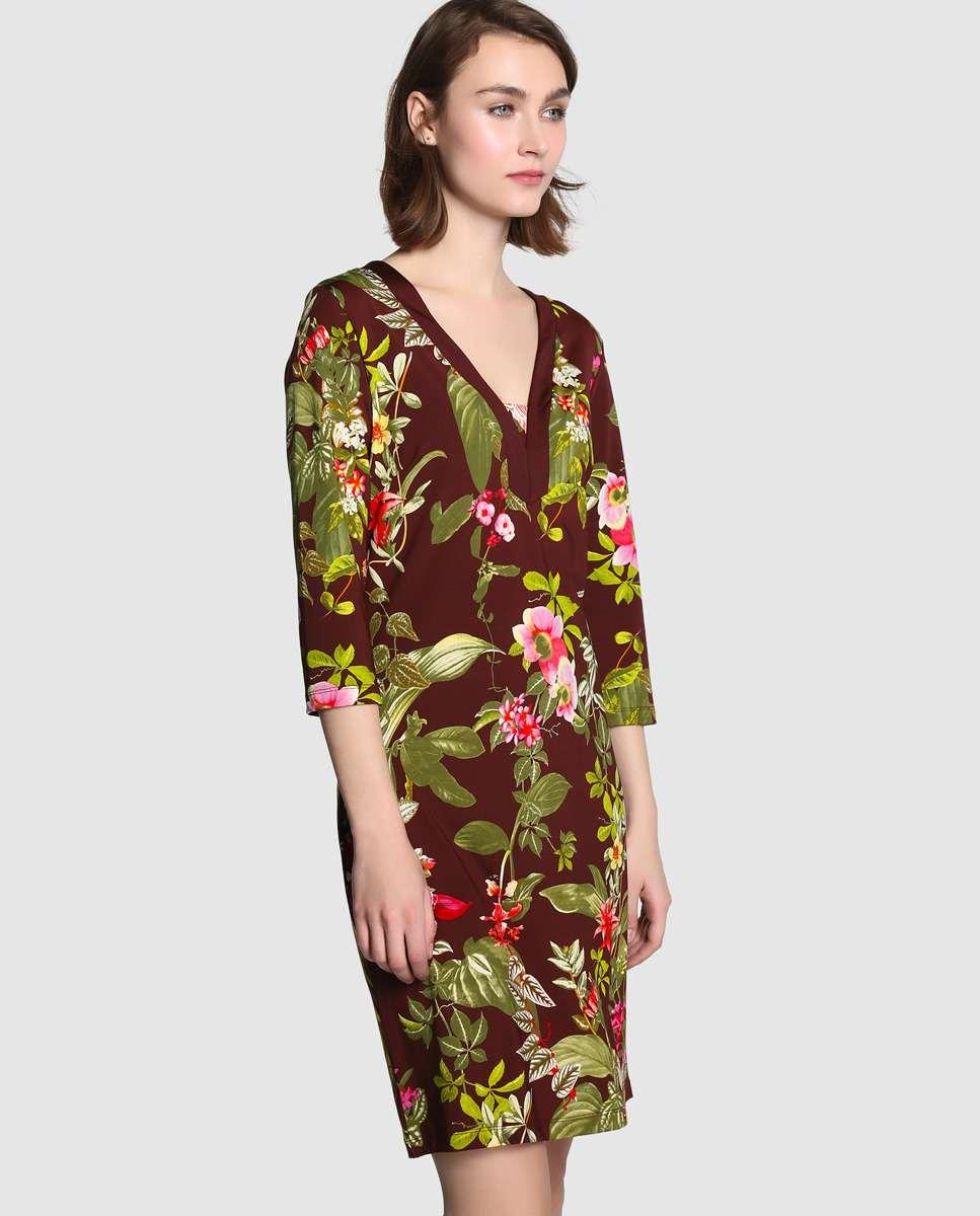 Modelos de moda de primavera 2015 de el corte ingl s - Tresillos el corte ingles ...