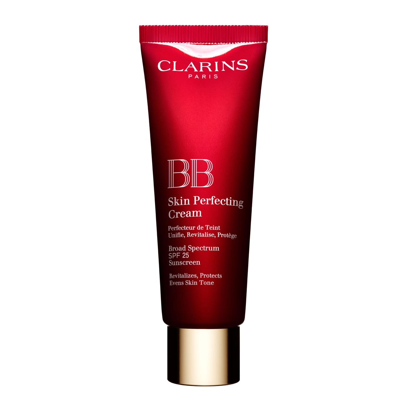 clarins bb cream con protección