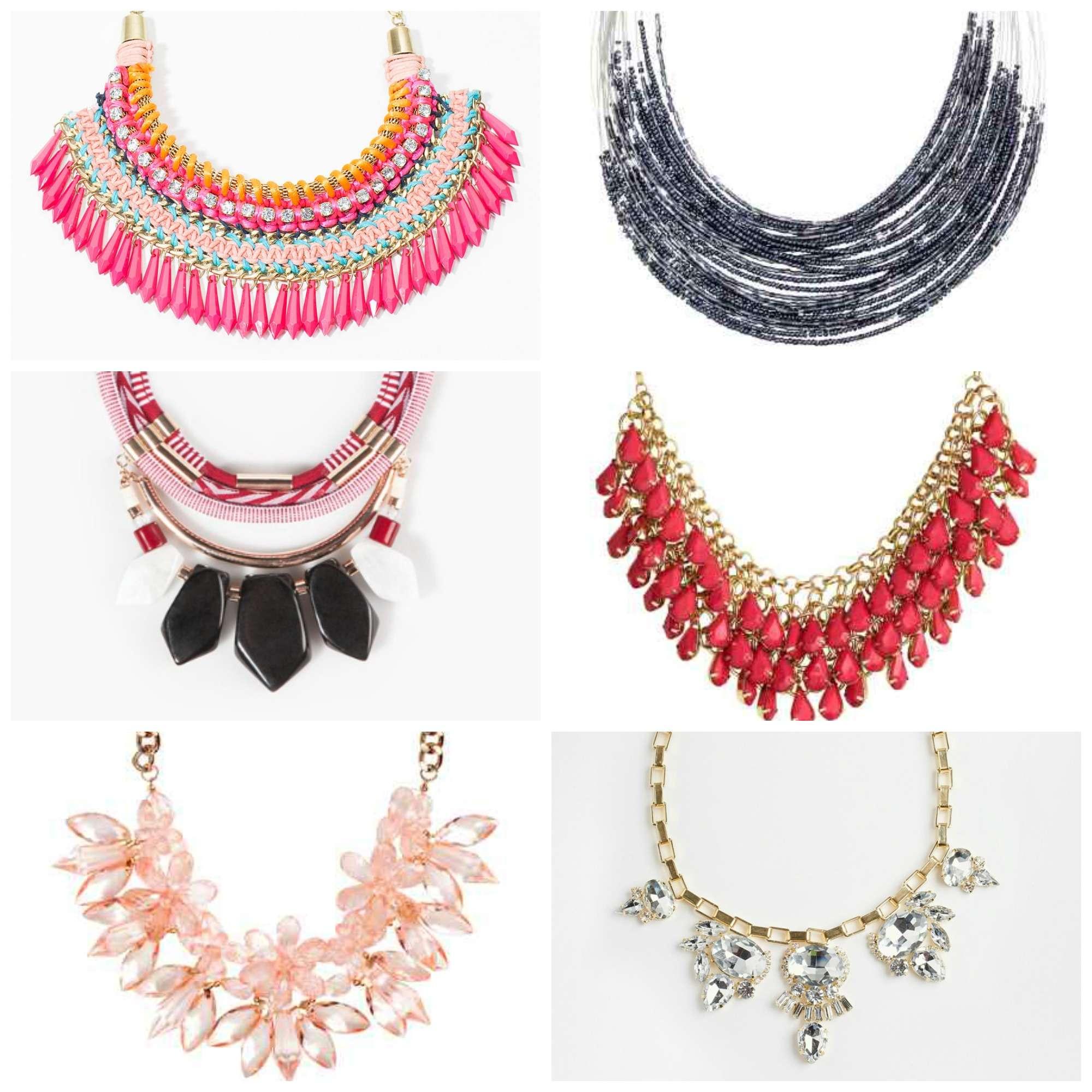 10 collares de moda para este verano que te encantar n - Moda de este verano ...
