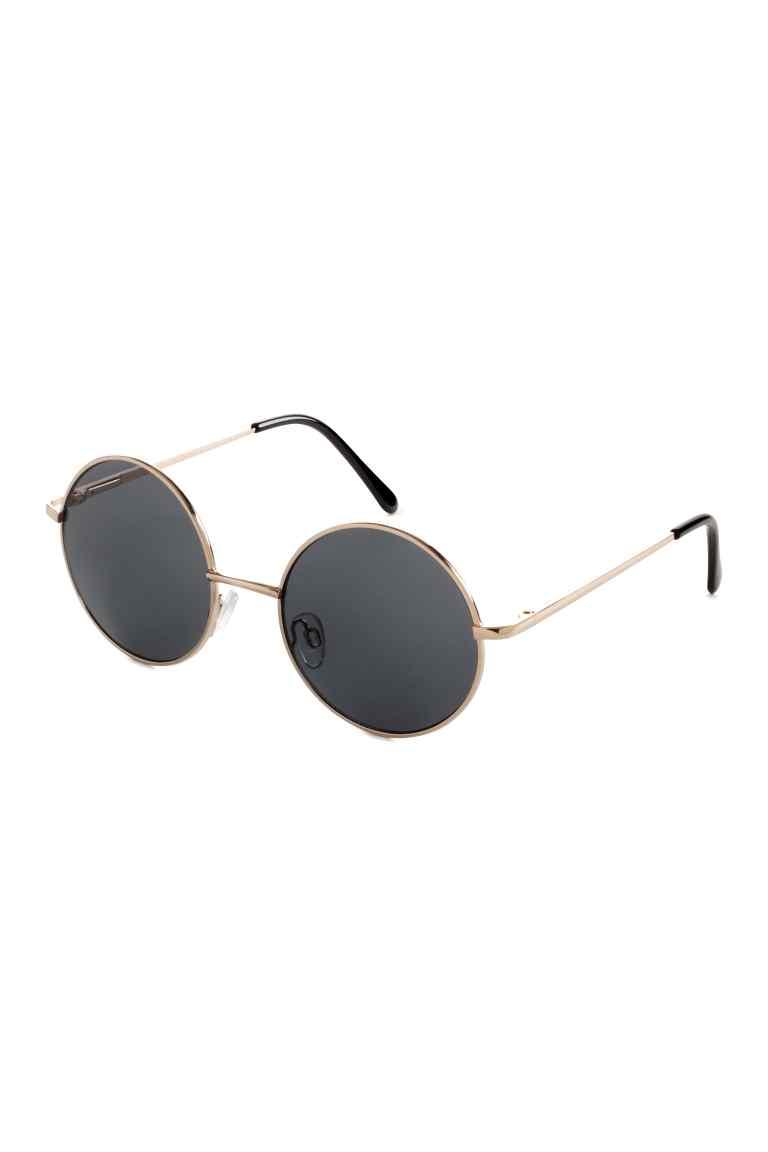 complementos de moda - gafas de sol redondas verano 2015