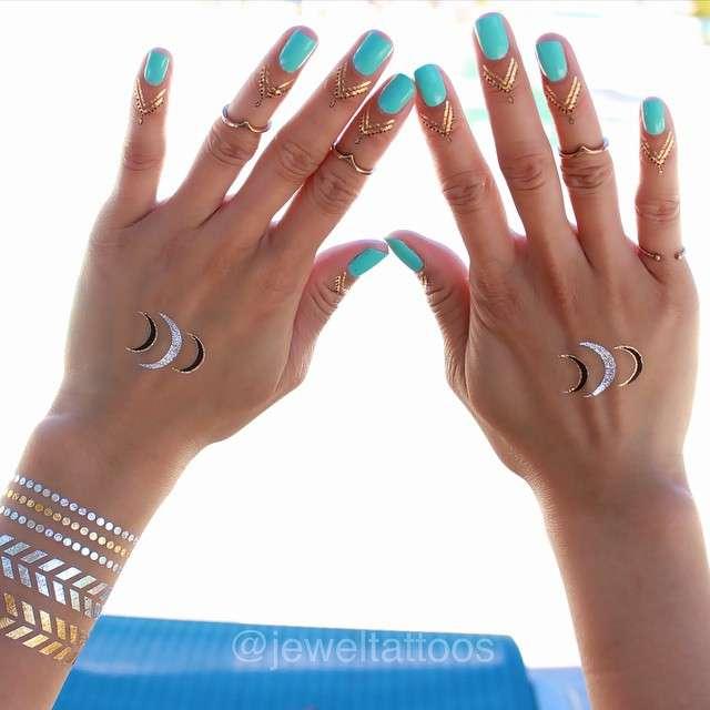 pulseras de moda tatuaje