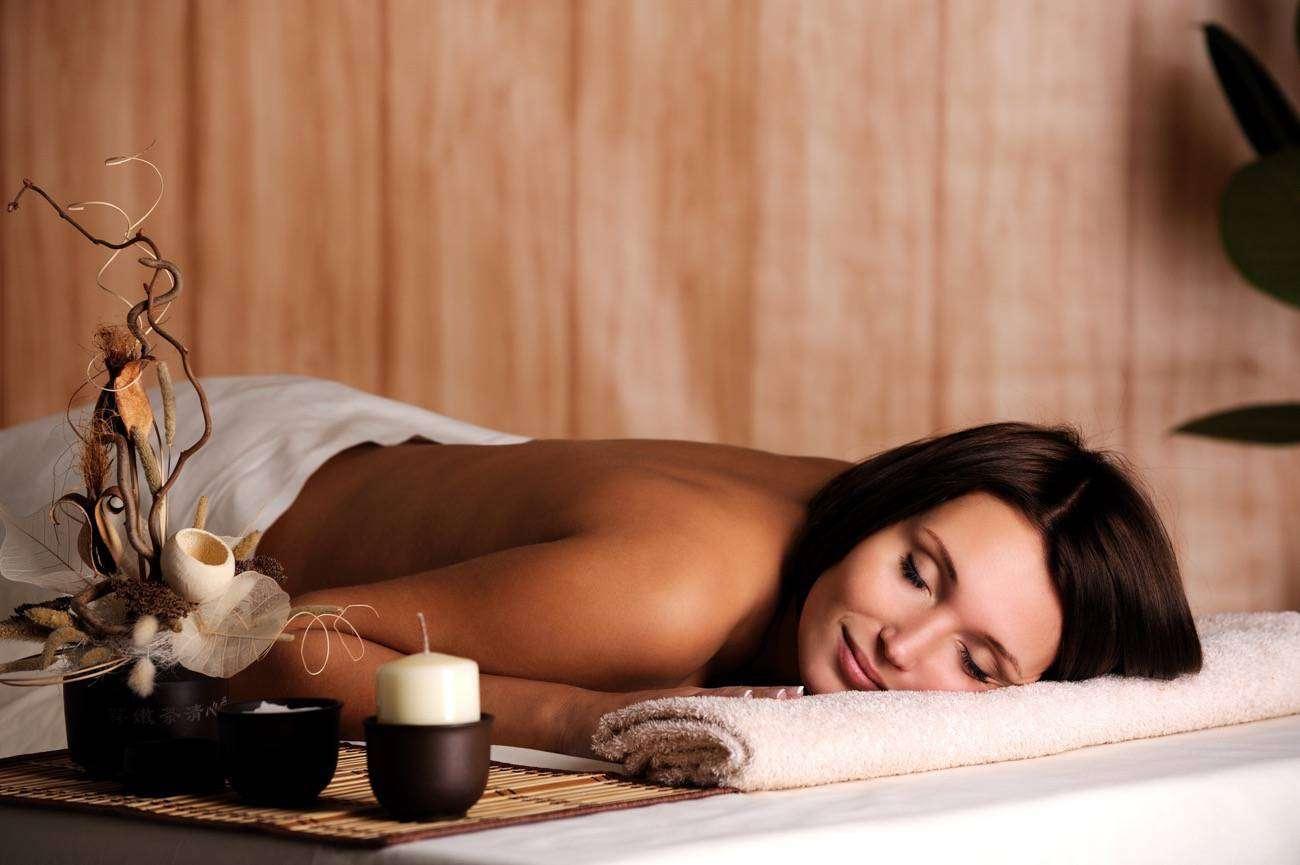 masajes y cremas para salón de belleza