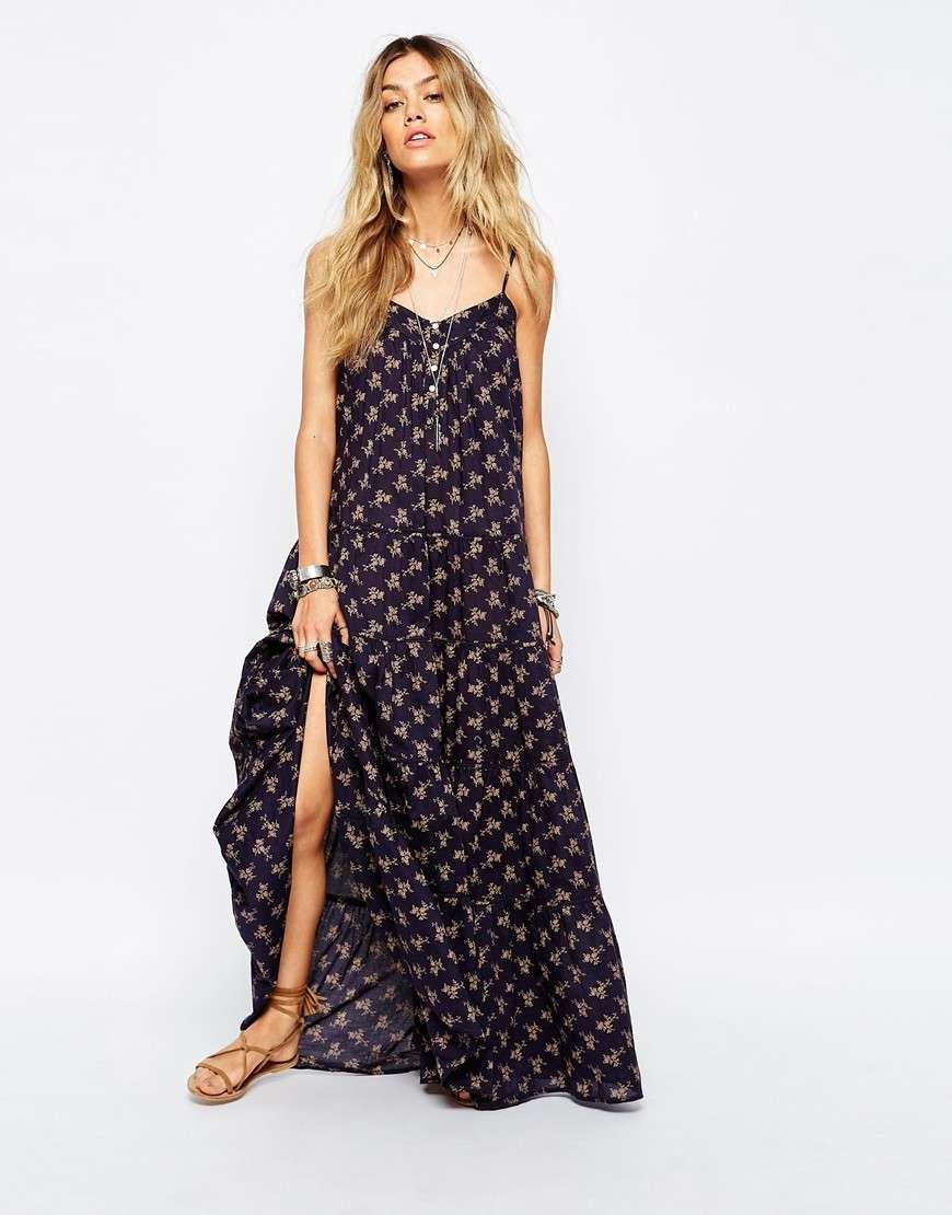 ropa de moda - maxivestido verano 2015