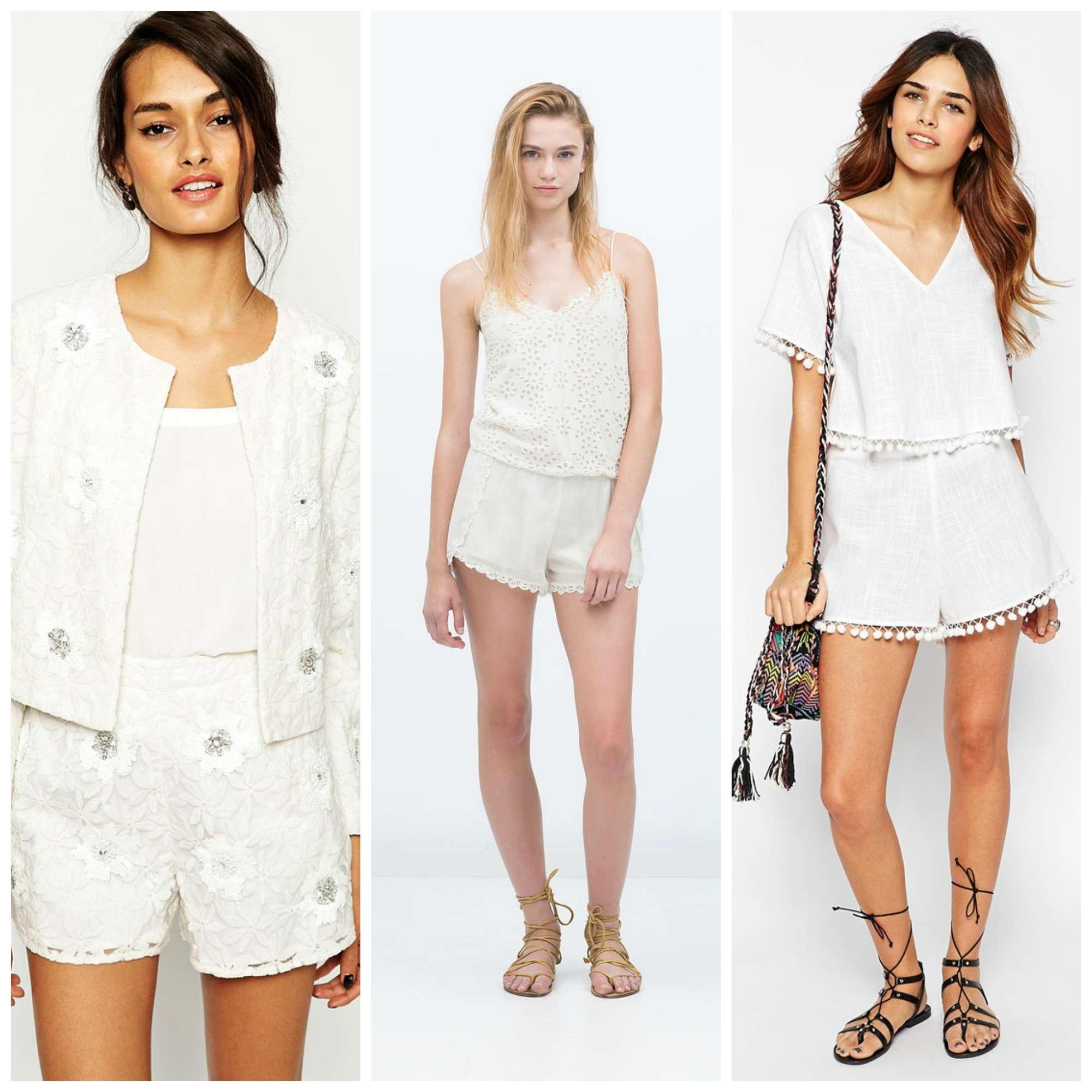 por qué elegir un look total white