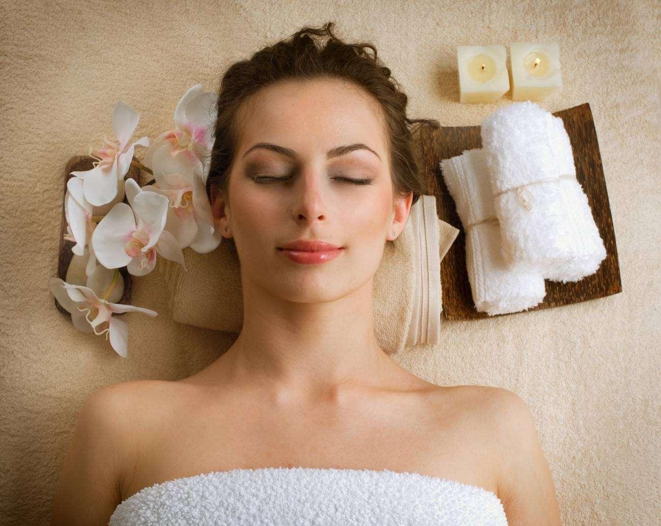 relax para salon de belleza