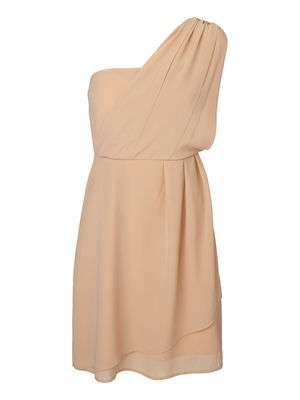 vestido color beige vero moda top 10