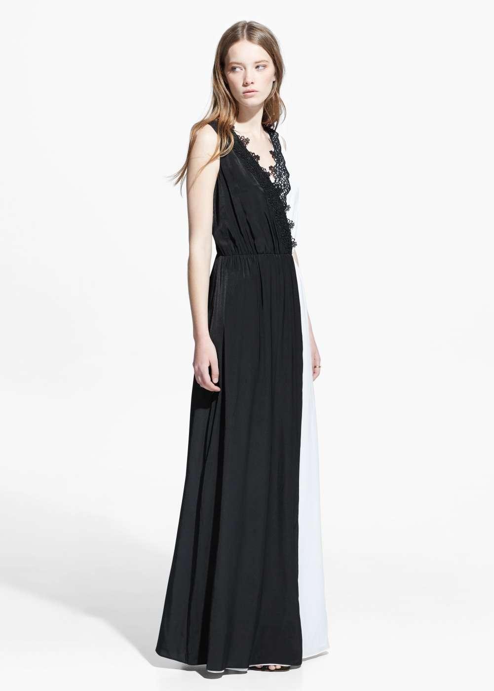 vestido largo de fiesta rebajas verano 2015