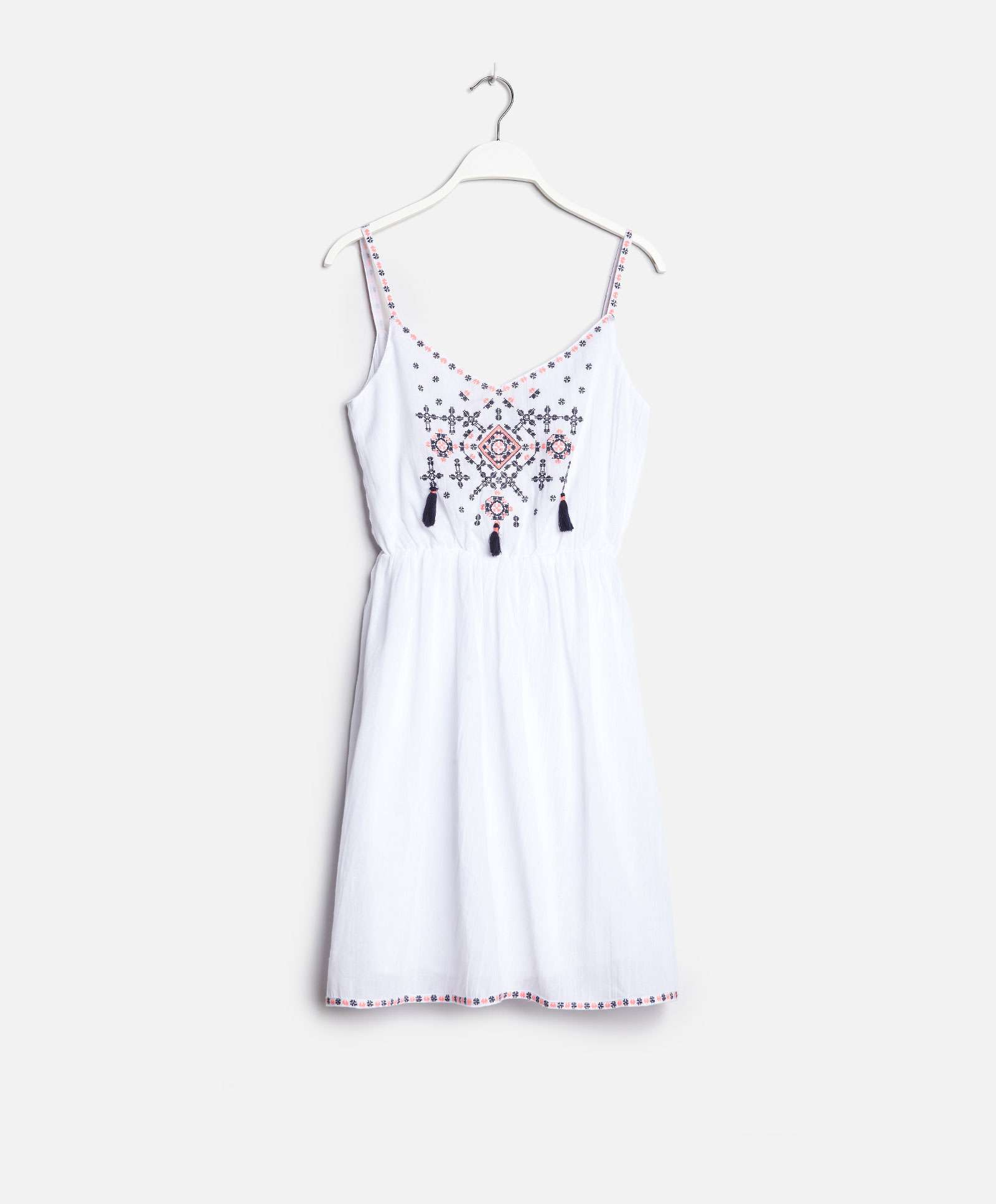 vestido oysho verano 2015