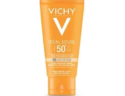 vichy bb cream protección solar