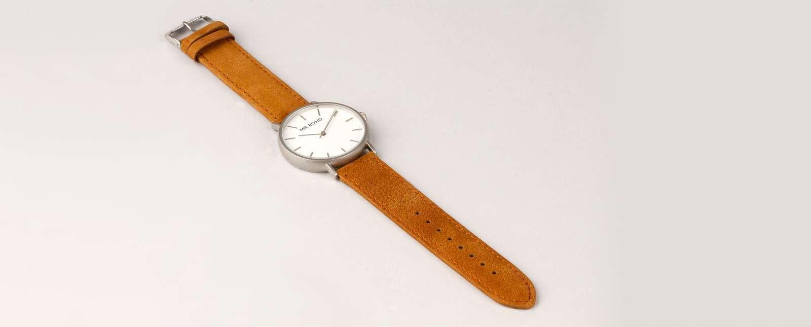 reloj Iron Suede mrboho
