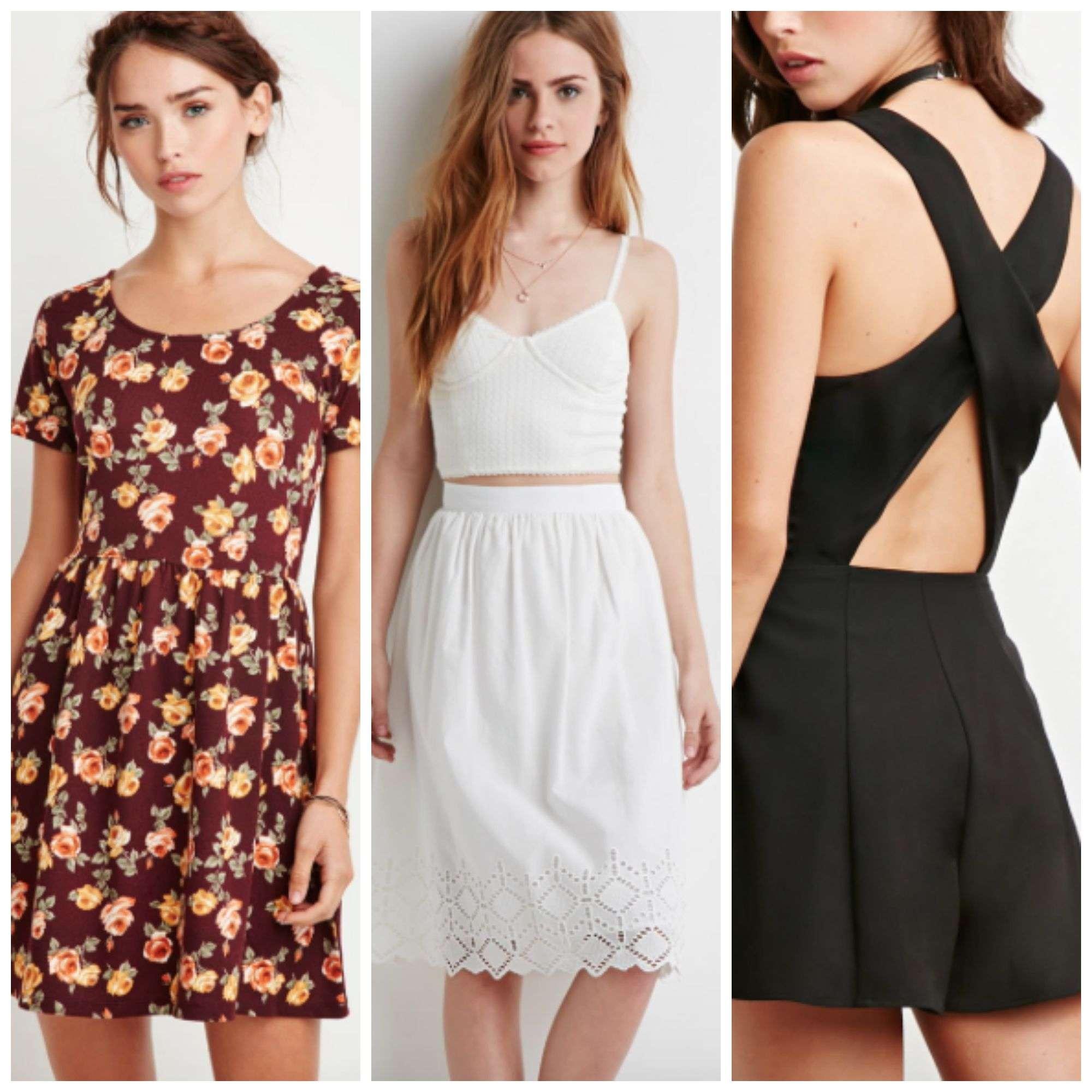 5 tendencias de moda al mejor precio en forever 21 - Q esta de moda en ropa ...