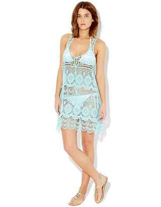 vestido para look de playa