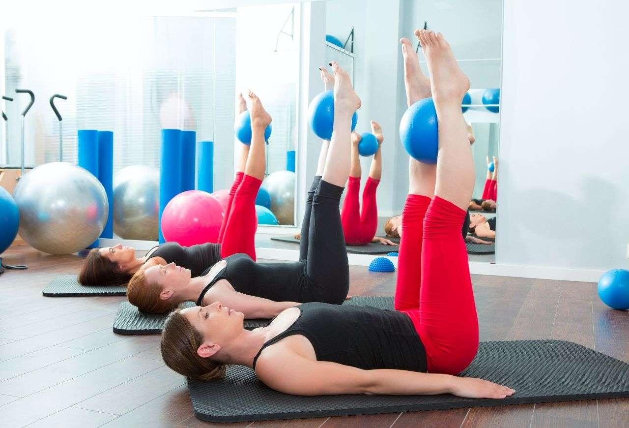 deporte salud pilates