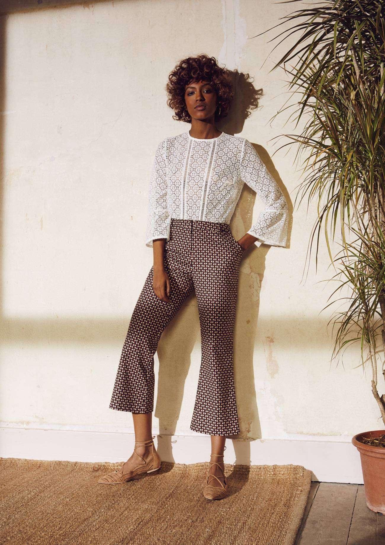 Catalogo Primark primavera - verano 2016 - camisa y pantalon