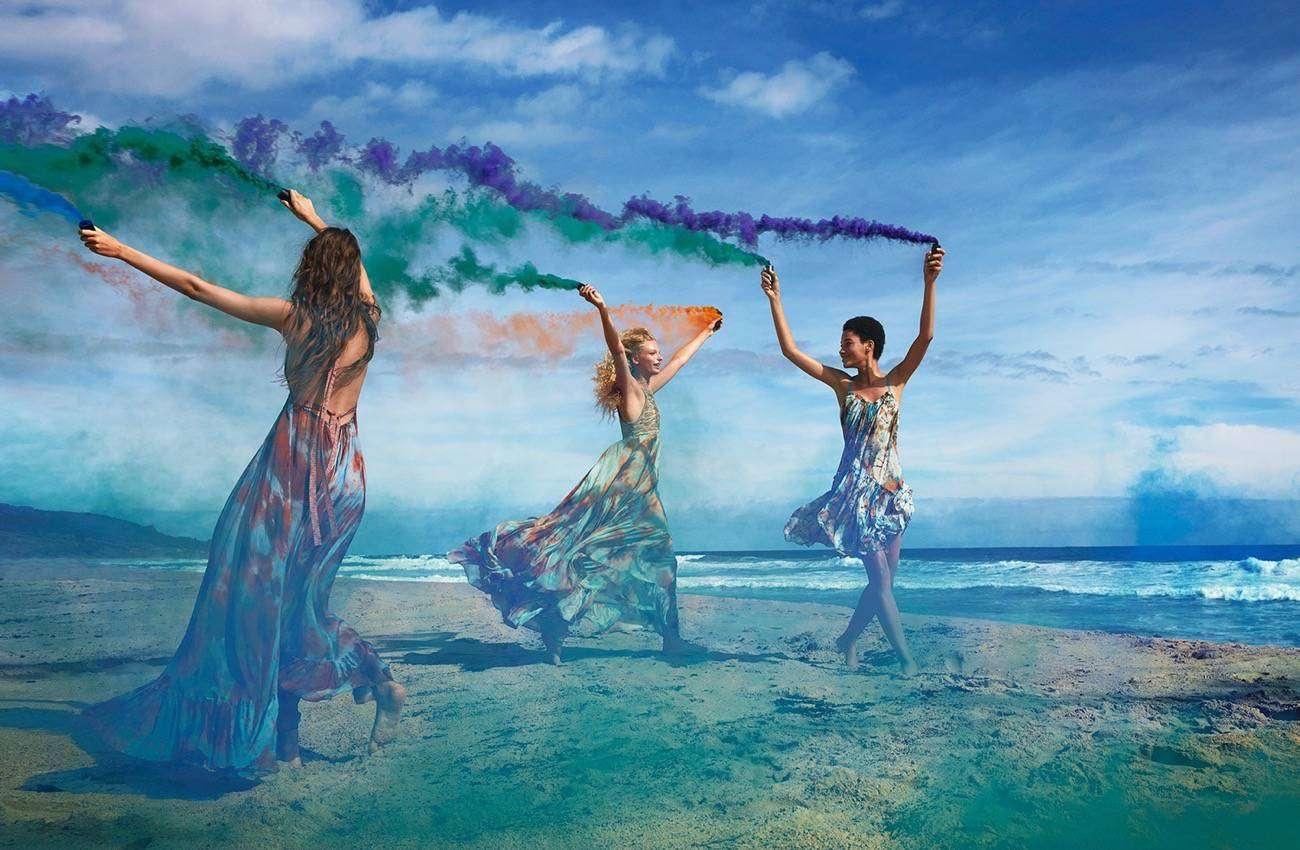 vestidos de Zara para el verano 2016 - 11