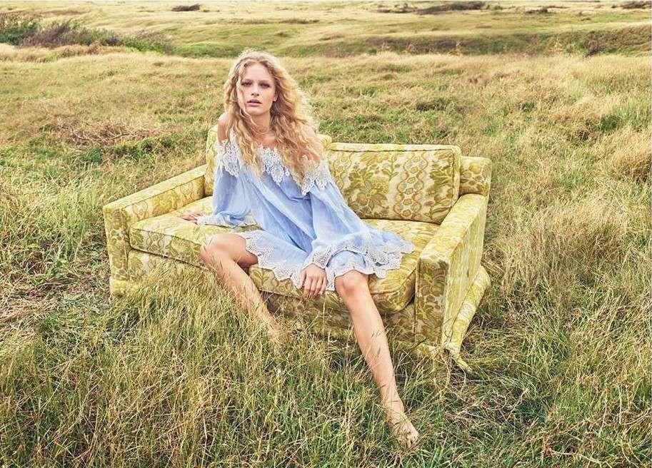 vestidos de Zara para el verano 2016 - 5
