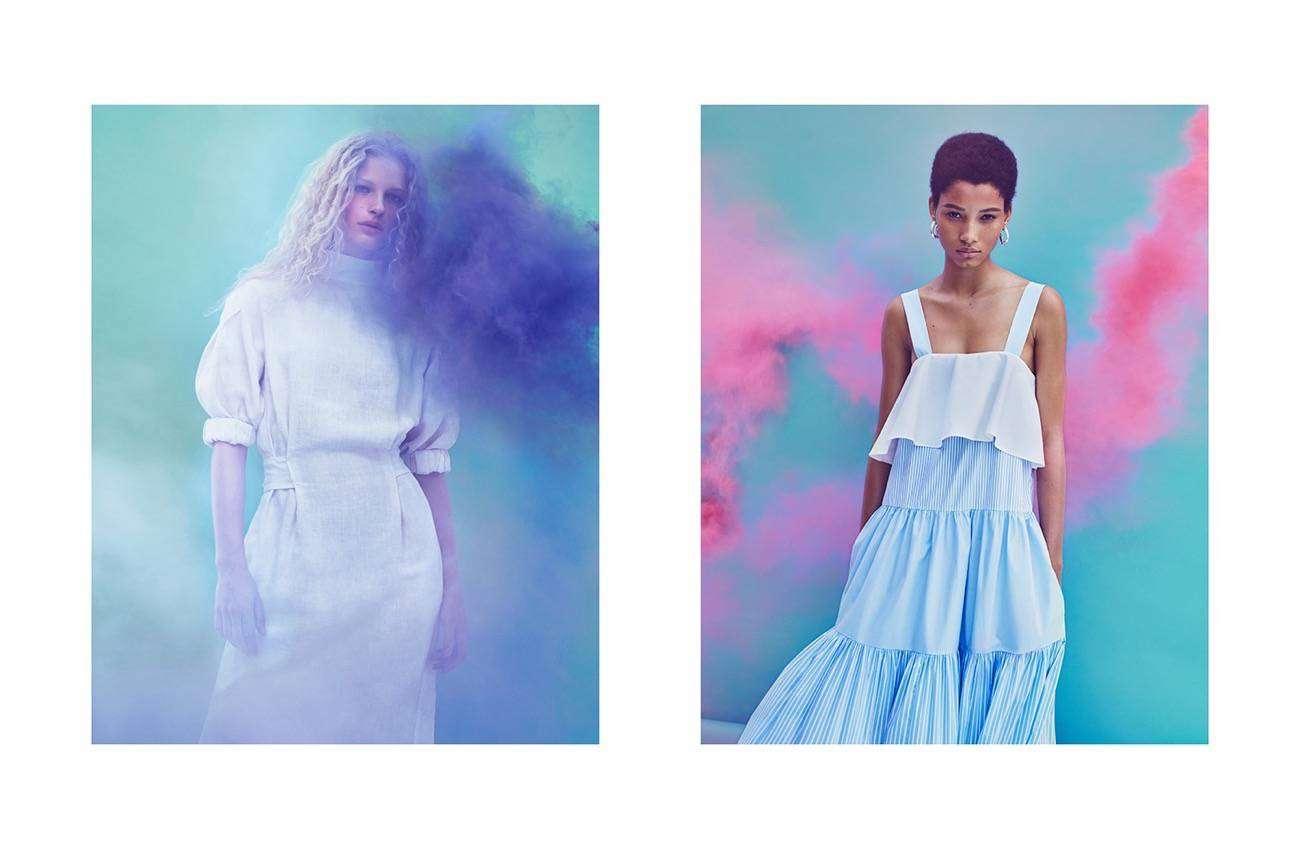 vestidos de Zara para el verano 2016 - 7
