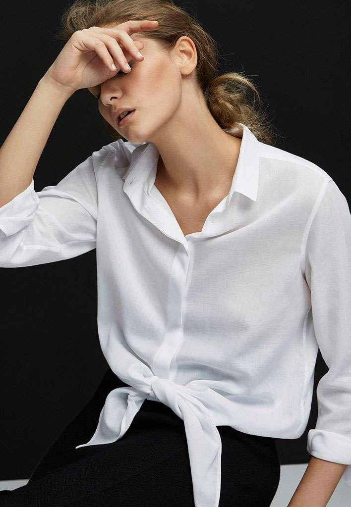 imprescindibles de moda - camisa blanca