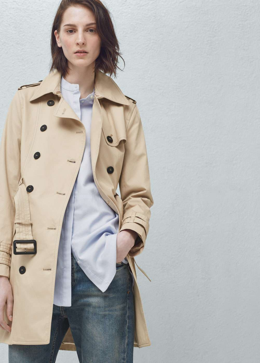 imprescindibles de moda - trench