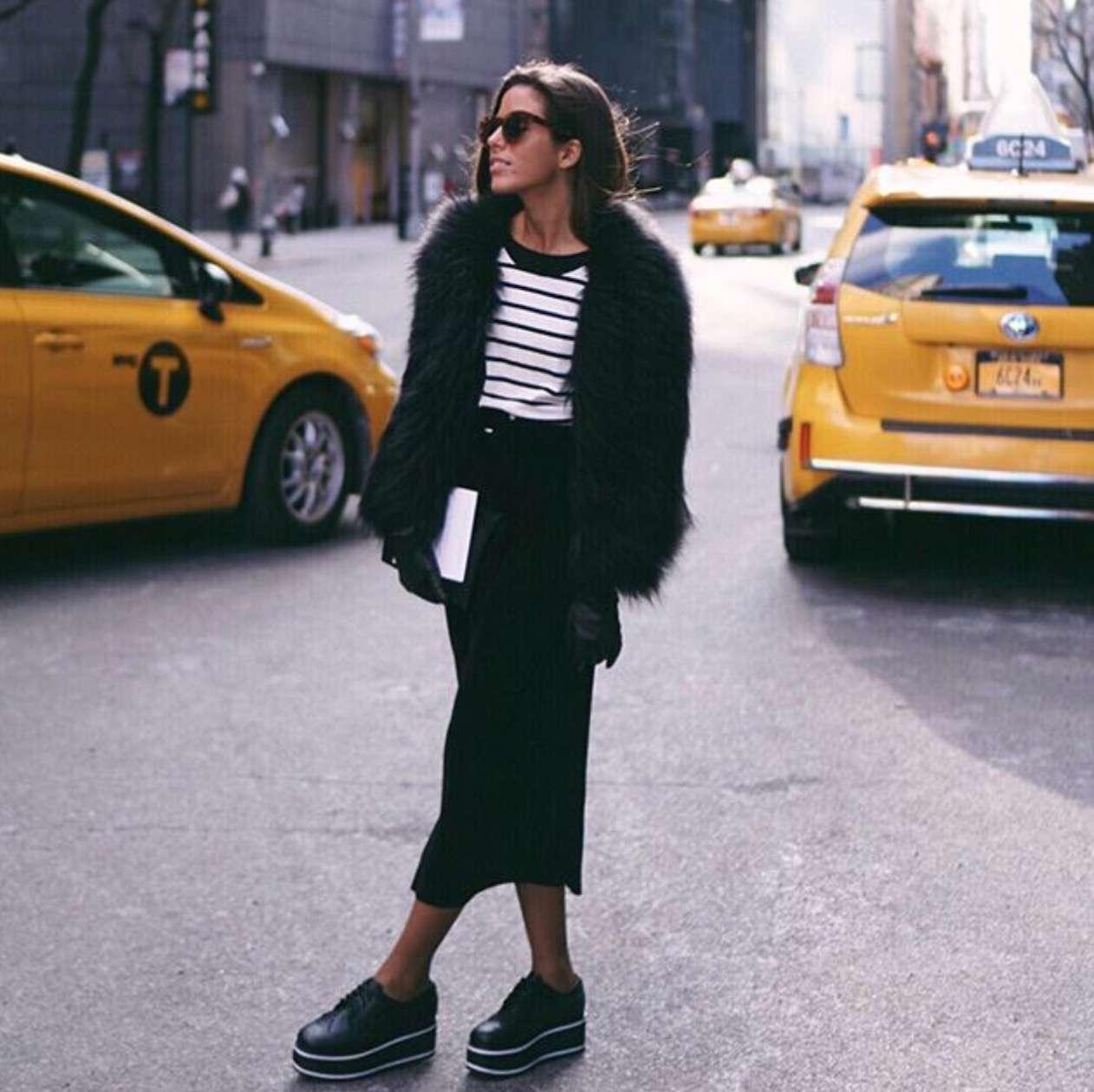 instagramers internacionales de moda - nina